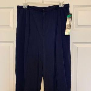 Pants - Briggs Brand new navy pants